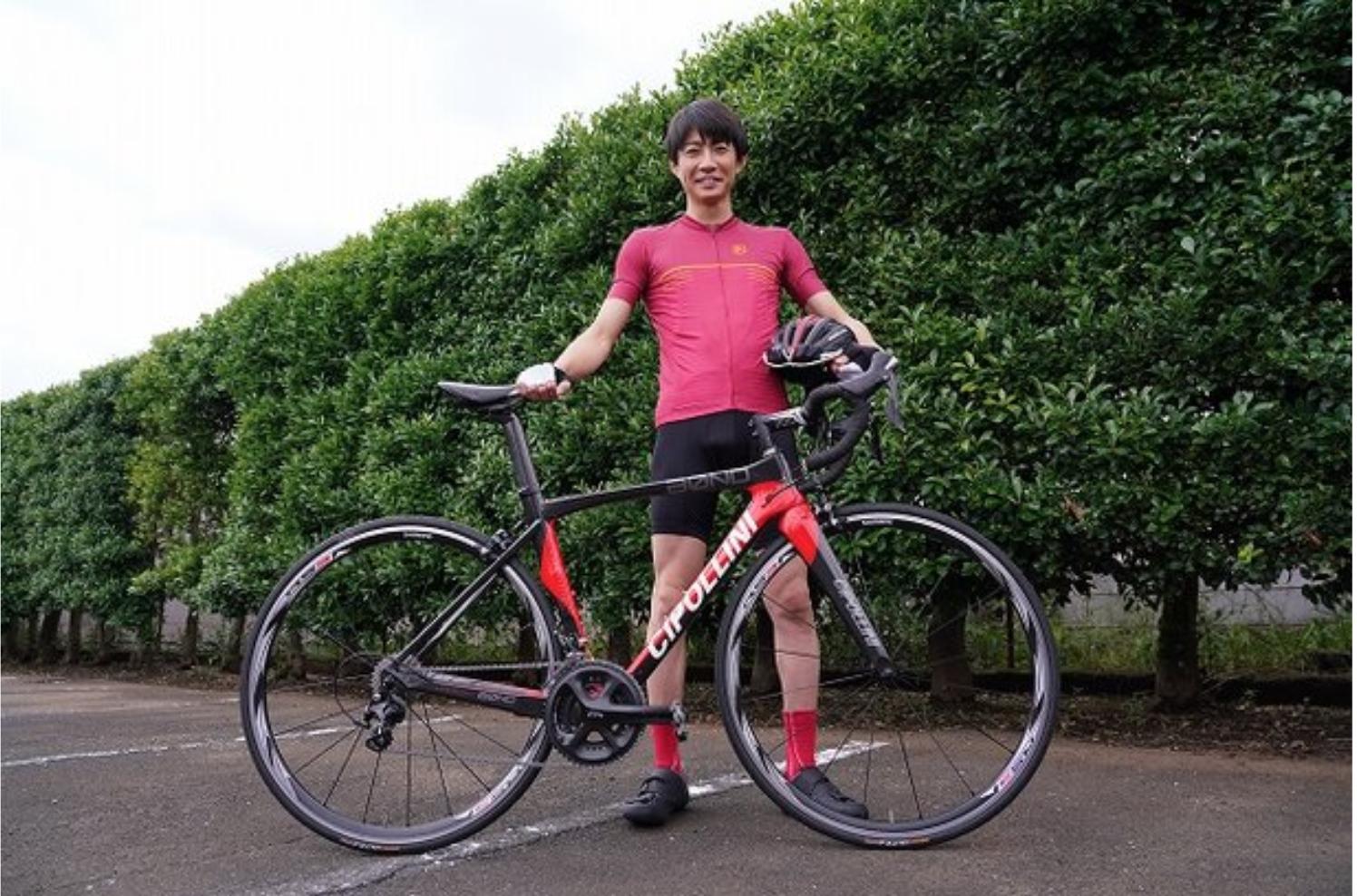 2019年の24時間テレビ主演、嵐の相葉雅紀 自転車とともに